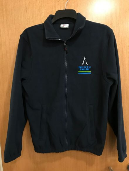 Deutz Fahr Full Colour Navy Fleece